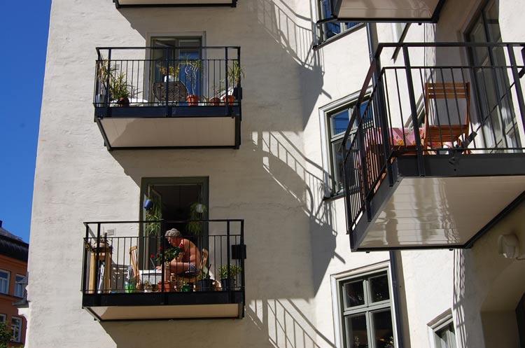 balkong stockholm